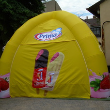 Inflatable tent Novaco