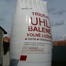 Inflatable sack