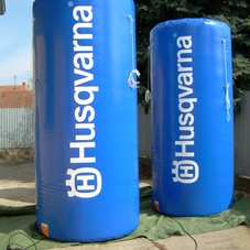 Inflatable cylinders Husqvarna