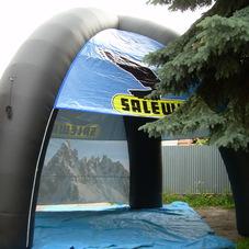 Inflatable tent Salewa