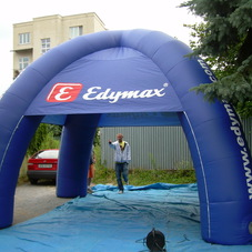 Inflatable tent Edymax