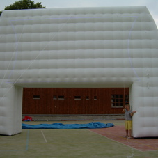 Inflatable special arch