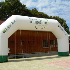 Inflatable Arch Magellan