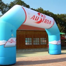 Inflatable Arch Ski Austria