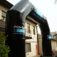Inflatable Arch Powerade