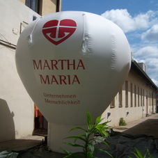 Inflatable balloon Martha Maria