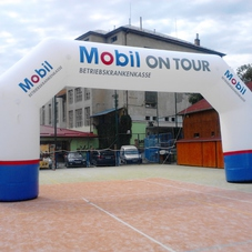 Inflatable Arch Mobil