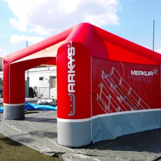 Inflatable tent Arkys
