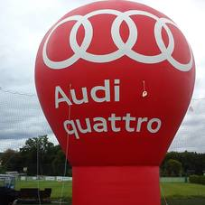 Inflatable Balloon Audi