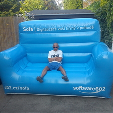 Inflatable sofa Software 602
