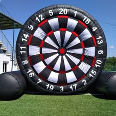 inflatable target