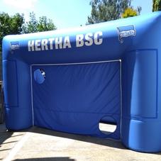 Hertha inflatable goal