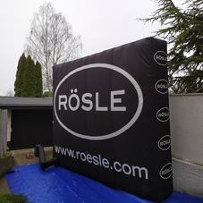 Rösle inflatable block