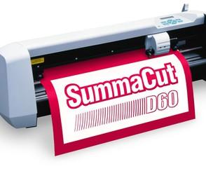 Cut foil graphics