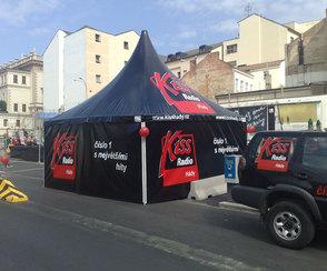 Party teltat