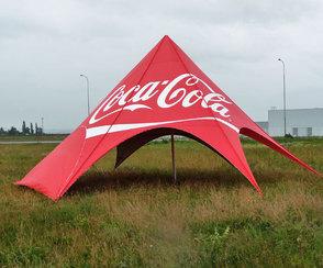 Tähti teltat