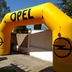 Inflatable arch OPEL