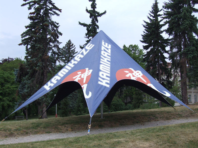 Star tents & Star tents | AIR SHAPE