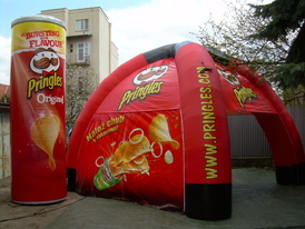 Werbe-Inflatables