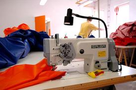 Maßgeschneiderte Textilhüllen