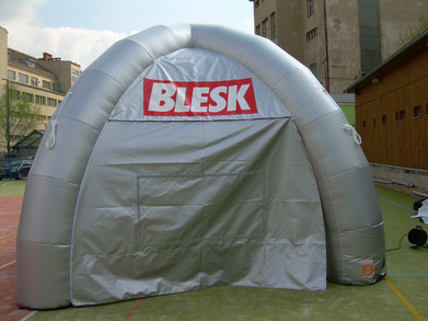 Inflatable tent Blesk