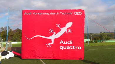 Sublimation printing Audi