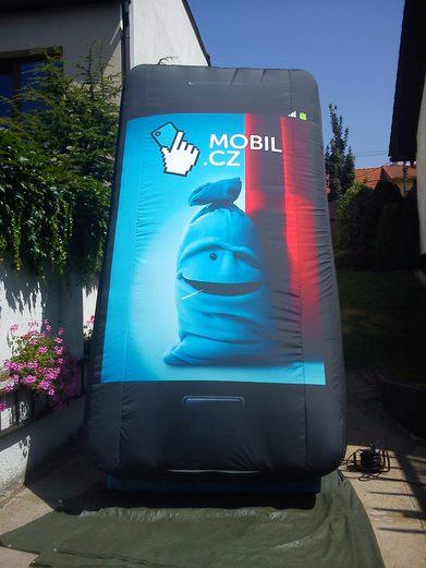 Sublimation printing Mobil.cz